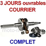VILEBREQUIN ROULEMENTS JOINTS SPY COMPLET pour MBK BOOSTER SPIRIT ROCKET ROAD 50