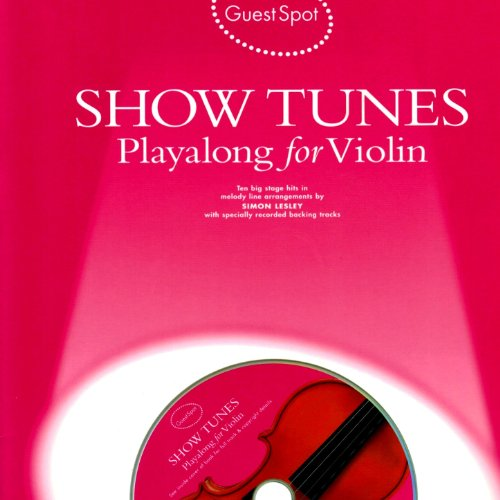 Playalong for Violin: Showtunes
