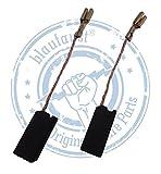 Original Blaufaust® Kohlebürsten für Flex L 1109,L 1109 FE,L 1109 A,L 1503 VR,L 1506 VR,L 1509,M1509
