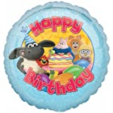 Amscan 18ic Timmy Time Happy Birthday by Amscan