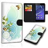 Book Style HTC Desire 500 Tasche Flip Brieftasche Handy