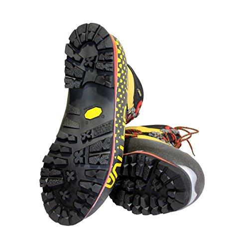 Herren Hochtourenstiefel NEPAL CUBE GTX gelb/schwarz