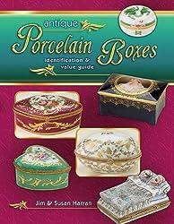 Antique Porcelain Boxes, identification & value guide by Jim Harran (2010-09-14)