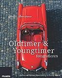 Oldtimer & Youngtimer fotografieren: Autos und Motorräder richtig in Szene setzen - Charlie Dombrow