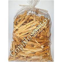 Palo Santo 1 kilo trozos cuadrados, Calidad Extra, duran mucho por la cantidad de resina. De la marca Copalosanto®