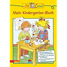 Mein Kindergarten-Block (Conni Gelbe Reihe)
