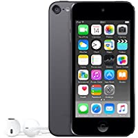 Apple iPod Touch 32GB 6th Generation (MP3 Playback, Touchscreen) - Space Grey