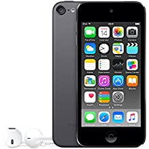 Apple iPod touch 32GB Reproductor de MP4 32GB Gris - Reproductor MP3 (Reproductor de MP4, 32 GB, Lightning, Cámara incorporada, Gris, Auriculares incluidos)