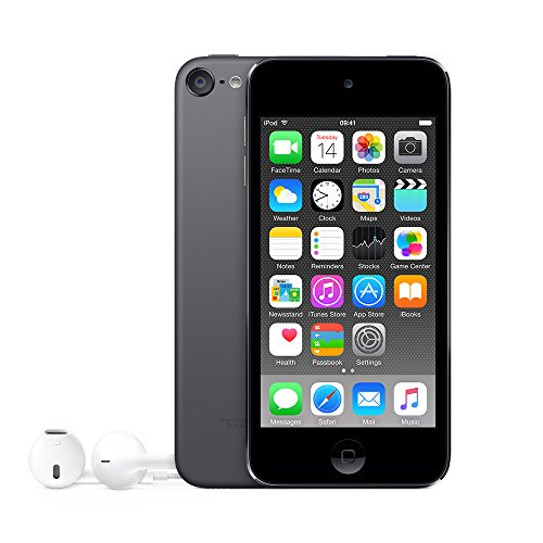 Produktbild Apple MKHL2FD/A iPod Touch 64GB Speicher Space Grau