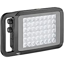 Manfrotto Lykos Bicolor Eclairage LED Noir