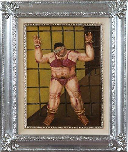 dipinto-a-mano-olio-su-tela-con-cornice-in-legno-finitura-foglia-argento-50x3x60-cm