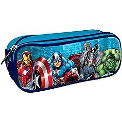 Los Vengadores Portatodo Marvel 3 cremalleras