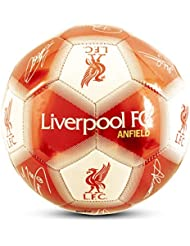 Team Signature Football Liverpool Size 5 by Liverpool F.C.