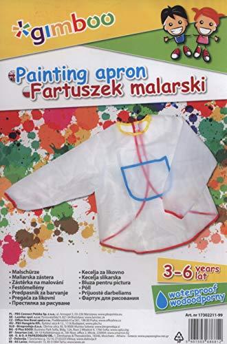 K2M - Delantal de pintura