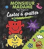 Monsieur Madame - Cartes à gratter