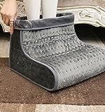 Chauffe-eau chauffant à fibre de carbone électrique 100W avec technologie de chauffage rapide, Chaussons de chauffage, Hot Pad, Chauffe-pieds, Solution de pieds froids...