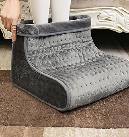 Chauffe-eau chauffant à fibre de carbone électrique 100W avec technologie de chauffage rapide, Chaussons de chauffage, Hot Pad, Chauffe-pieds, Solution de pieds froids