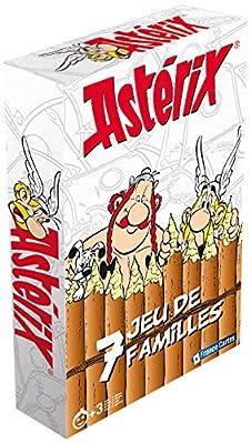 France Cartes - 404452 - Jeu De 7 Familles - Astérix - Blister Pack