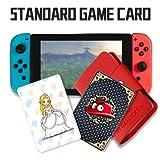 MeterMall Jeu Complet pour Interrupteur NFC Tag Cards Zelda Splatton Amiibo Mario...