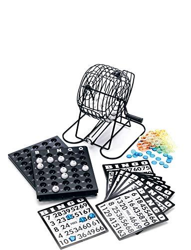 Traditionelles Bingo-Set Einheitsgröße multi