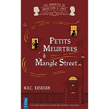 PETITS MEURTRES A MANGLE STREET