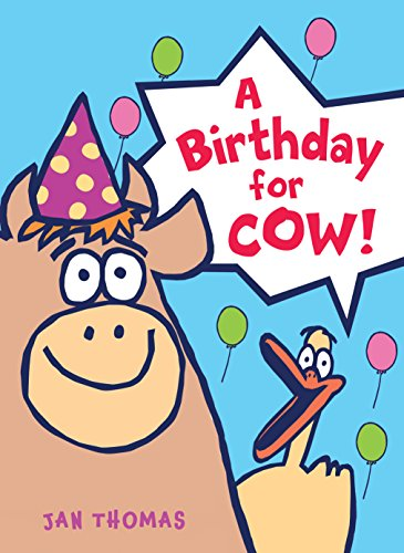 A Birthday for Cow! (The Giggle Gang) (English Edition)