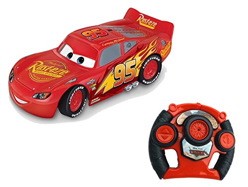 Ferngesteuertes Auto Lightning McQueen, Cars 3 RC Auto, 22 cm [UK Import]