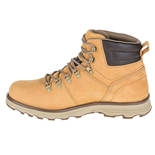 CAT Caterpillar Bottes Chaussures Sire Ease WP Honey P720691 Honey Reset