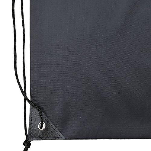 3dd9636cc2 LM Gym Sack Drawstring Bag Drawstring Backpack Rucksack Unisex Gym Bag Swim  Bag Gym sac Water Resistant bag PE Kit Bag school bag backpack GYMnastics  ...