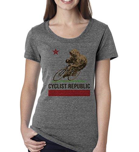 21c5092b5 SFC Casual Cyclist Clothing SFC genussradlern Damen Bekleidung Radfahrer  Republic T-Shirt