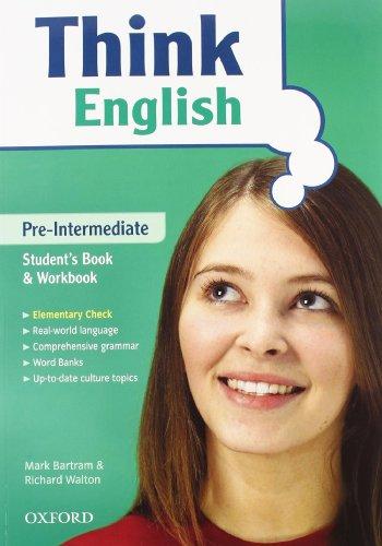 Think english. Pre-Intermediate. Student's book-Workbook-Culture book. Con espansione online. Con CD Audio. Per le Scuole superiori