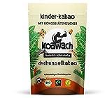 koawach Dschungelkakao Trinkschokolade für Kinder - Bio, vegan und fair gehandelt (100g, 220g oder 500g)