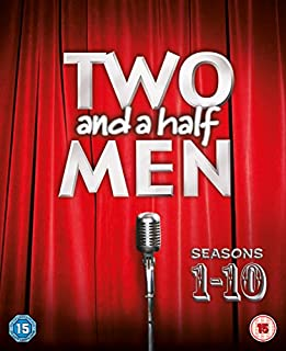 Two and a Half Men - Season 1-10 [DVD] [2013] (B00APH8MJY) | Amazon price tracker / tracking, Amazon price history charts, Amazon price watches, Amazon price drop alerts
