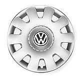 Volkswagen Original Radzierblende Radkappe 38,1cm Golf Bora Polo Käfer 4x Tapas 1j0071455