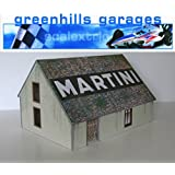 Greenhills Scalextric Slot Car Building Maison Blanche Kit 1:43 scale