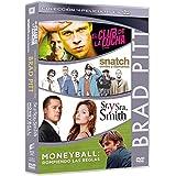Pack Brad Pitt: El Club De La Lucha + Snatch: Cerdos Y Diamantes + Moneyball + Sr. Y Sra. Smith