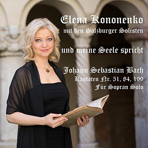 Spricht Wenig (Ich bin vergnügt in meinem Glücke, BWV 84, III Aria (Ich esse mit Freuden mein weniges Brot))