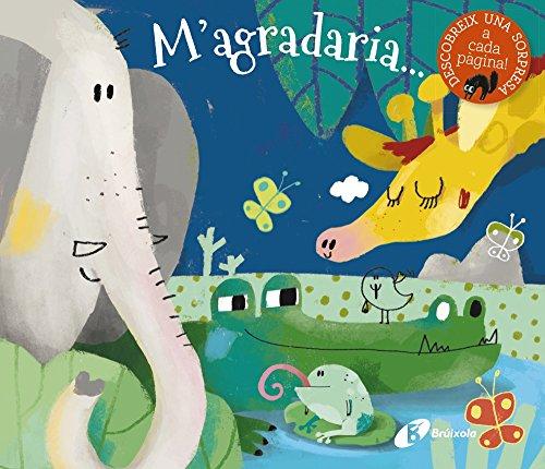 Cada vegada que passis una pàgina d?aquest llibre, un desig pot fer-se realitat! Quin animal s?amaga darrere cada solapa? Digues tu també el seu desig en veu alta! Un llibre per jugar, descobrir i aprendre paraules noves.