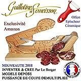 Guillotine à Saucisson, Trancheuse'Le Berger' & Eplucheur à Légume Offert...