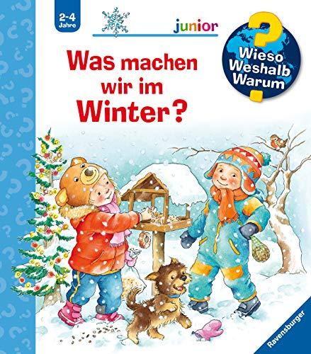 Was machen wir im Winter? (Wieso? Weshalb? Warum? junior, Band 58) - 3