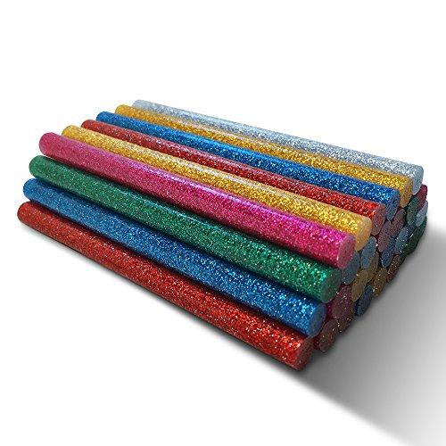 amdai-hot-glue-glitter-stick-assortment-30-pack-7mm-x-100mm