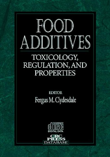 food-additives-cd-rom-fur-windows-31-toxicology-regulation-and-properties