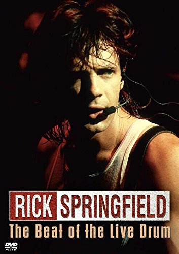 Rick Springfield - The Beat of the Live Drum (Akustik Drum)