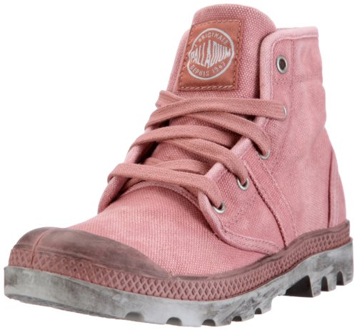 Palladium PALLABROUSE 92477-635-M, Chaussures basses femme Rose