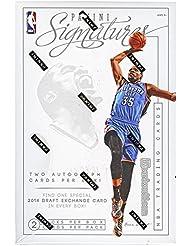 Panini Signatures 2013/2014 Hobby Box Boîte de Basketball NBA