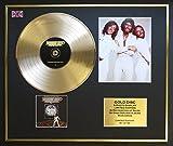 BEE GEES/CD Disco de Oro/Disco & Foto Display/Edicion LTD/Certificato di autenticità/SATURDAY NIGHT FEVER