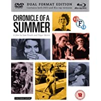 Chronicle of a Summer (DVD + Blu-ray) [1961] by Jean Rouch