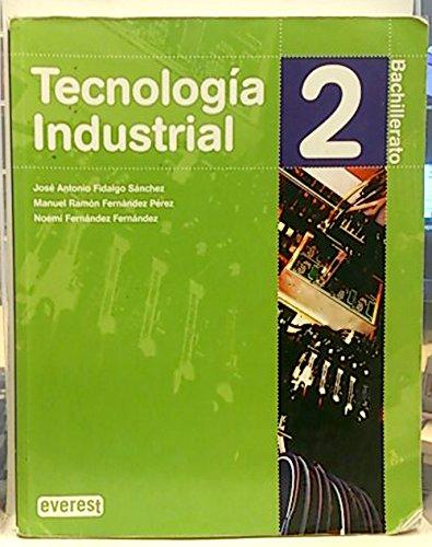 Tecnología industrial, 2 bachillerato