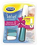 Scholl Velvet Smooth Nail Care System - Blue Bild