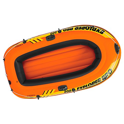 Intex Explorer Pro 200 Schlauchboot - 196 X 102 X 33 cm - Orange